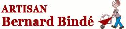 Logo Artisan Bernard Bindé
