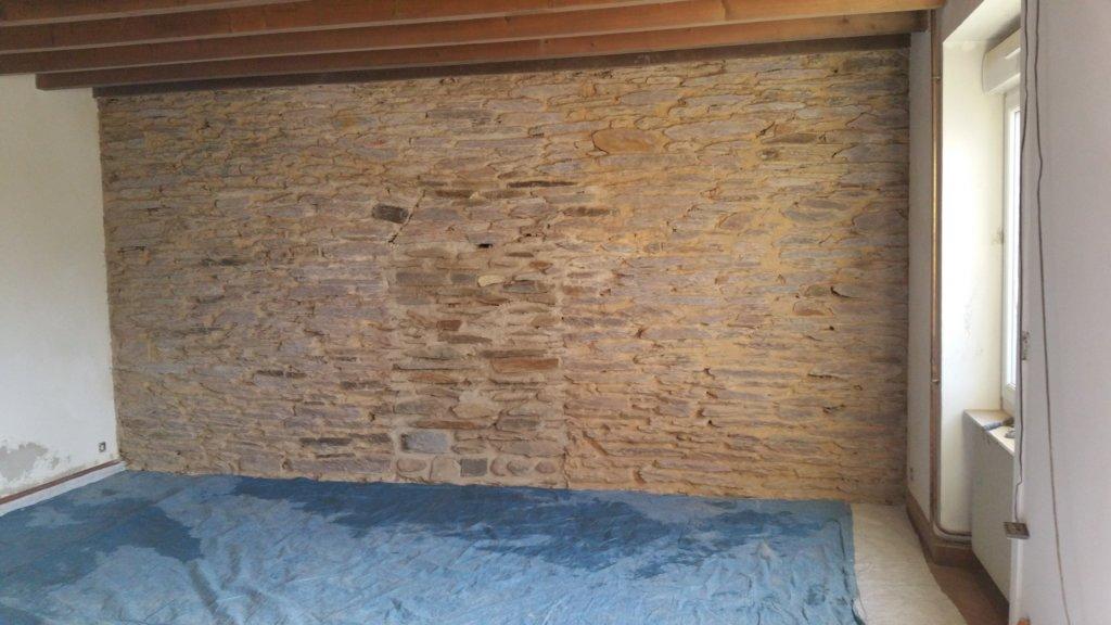Fermeture foyer cheminée - Artisan Bernard Bindé Beignon
