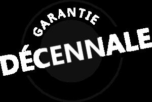 Logo Décennale - Artisan Bernard Bindé Beignon