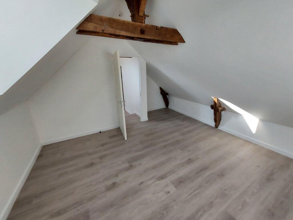 création chambres dans les combles - ARTISAN BERNARD BINDE